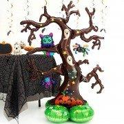 """Шар на Хэллоуин """"Очень страшное дерево"""""""