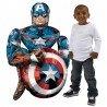 Ходячий шар Капитан Америка 1