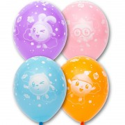 Коллекция малышарики шары разноцветные