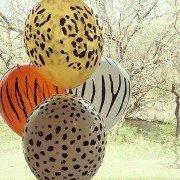 """Воздушные шары с рисунком """"Джунгли"""""""