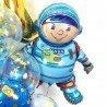 Воздушный шар весёлый астронавт 1