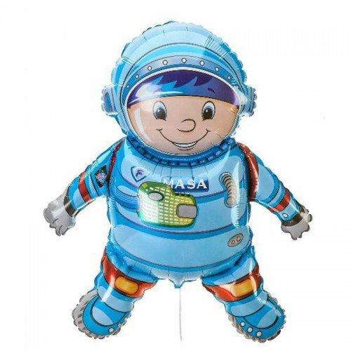 Весёлый астронавт шар