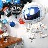 Фольгированный шар космонавт 1