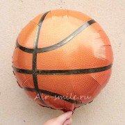 "Шарик 18"" Баскетбольный мяч"