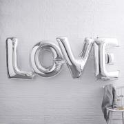 Шары для влюблённых LOVE