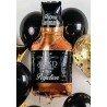 Фольгированный шарик виски