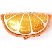 """Фольгированный шар """"Долька апельсина"""""""