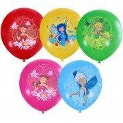 """Воздушные шары для девочек """"Феи Дисней"""""""