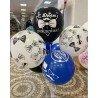 Воздушные шарики Джентельмен