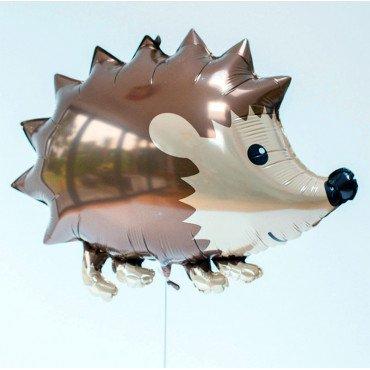 Фольгированный шар лесной ёжик