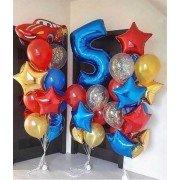 Букеты из шаров на день рождения