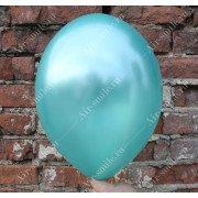 Шарик металлик зелёного цвета (063)