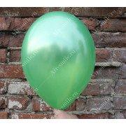 Шарик металлик зелёный лайм (083)