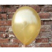Шарик металлик золотого цвета (060)