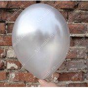 Шарик металлик серебряного цвета (061)