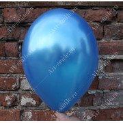 Шарик металлик синего цвета (065)