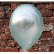 Шарик металлик бирюзового цвета (074)