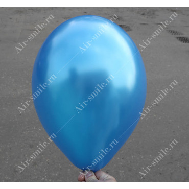 Шарик цвета синий циан