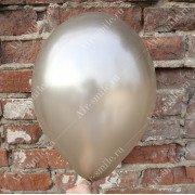 Шарик металлик цвета миндаль (152)