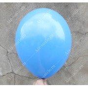 Матовый шарик синего цвета (012)