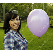 Матовый шарик сиреневого цвета (009)