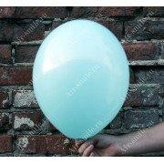 Матовый шарик цвета аквамарин