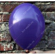 Матовый шарик фиолетового цвета (153)
