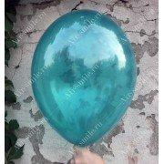 Шар кристалл бирюзовый (039)