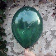 Шар кристалл зелёный (035)