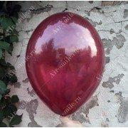 Шар кристалл бургундия или винный (024)