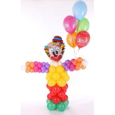 Фигура из шаров Клоун