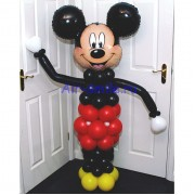 "Фигура из шаров ""Микки Маус"""