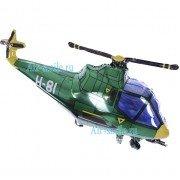 Зеленый вертолет