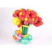 Букет цветов из шаров «Чубрик»