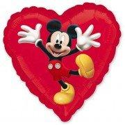 Сердце Микки Маус