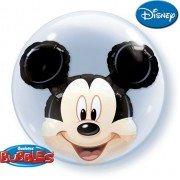 Шар Bubble инсайдер с мышонком Микки Маусом
