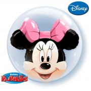 Шар Bubble мышка Минни Маус инсайдер