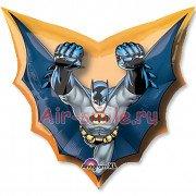 Шар фигура Бэтмен в полете