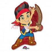 Шар фигура Пират с саблей