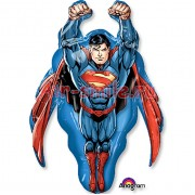 Шар фигура Супермен летящий