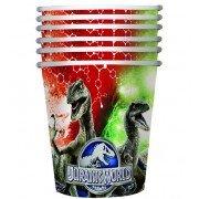 Стаканы Динозавры