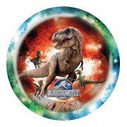 Тарелка Динозавры