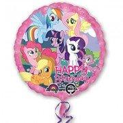 """Шар фольгированный 18"""" HB My Little Pony"""