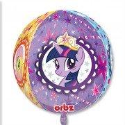 "Шар 3D СФЕРА 16"" My Little Pony"