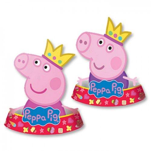колпачки с героями Свинка Пеппа