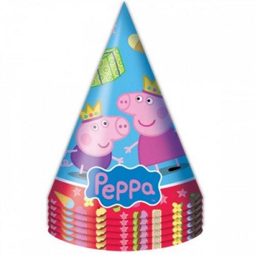 Колпачки на голову свинка пеппа танцует
