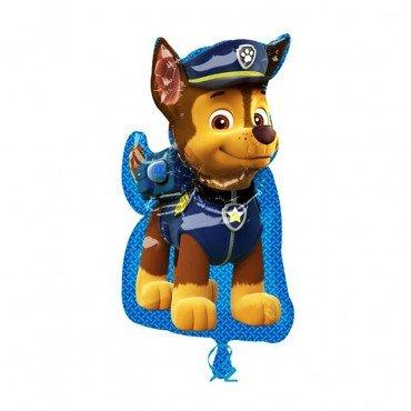 Фольгированный фигура щенячий патруль Чейз