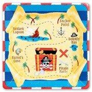Тарелки большие Сундук Пиратов
