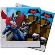 Салфетки Бэтмен Vs Супермен