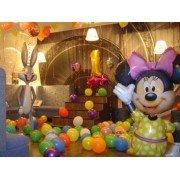 Украшение зала на детский праздник